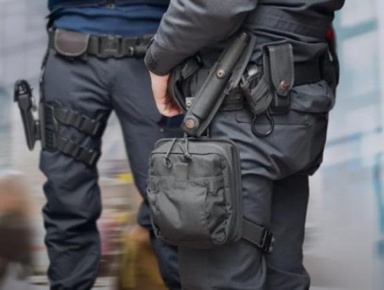 пример обмундирования вооруженных охранников